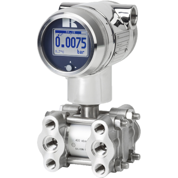 All stainless differential Pressure Transmitter DP-4000